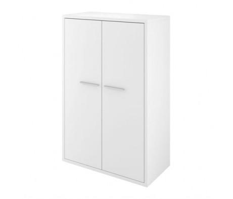 Шкаф низкий закрытый 800х400х1250 Дублин
