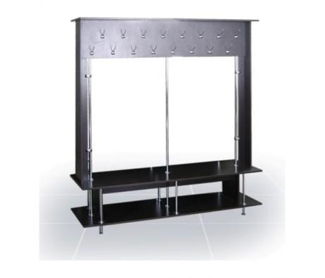 Надстройка на стол компьютерный 1000х280х360 НК38 Канц
