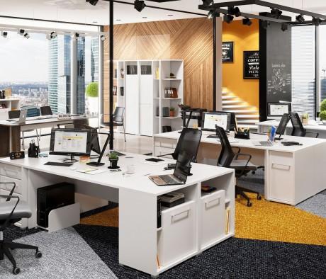 Мебель для персонала Милано