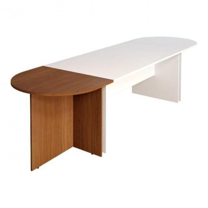 Приставка к столу переговорному 904х702х756 Монолит