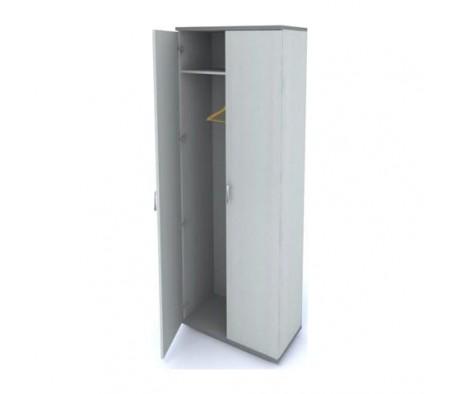 Шкаф для одежды глубокий 744х520х2046 Монолит