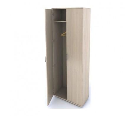 Шкаф для одежды офисный 744х390х2046 Монолит