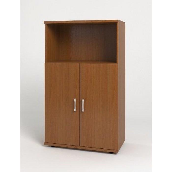 Шкаф средний 744х390х1252 КМ12 Монолит