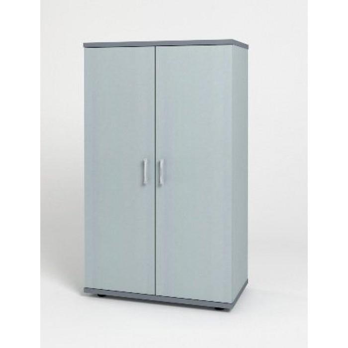 Шкаф средний 744х390х1252 КМ13 Монолит