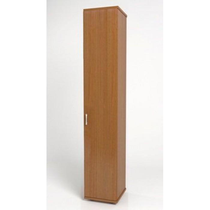 Шкаф узкий 374х390х2046 КМ55 Монолит