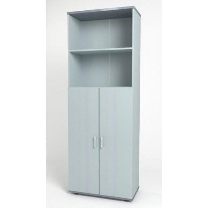 Шкаф высокий 744х390х2046 КМ4 Монолит