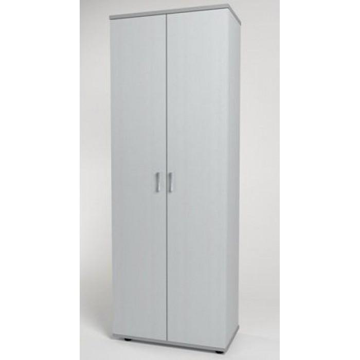 Шкаф высокий 744х390х2046 КМ67 Монолит