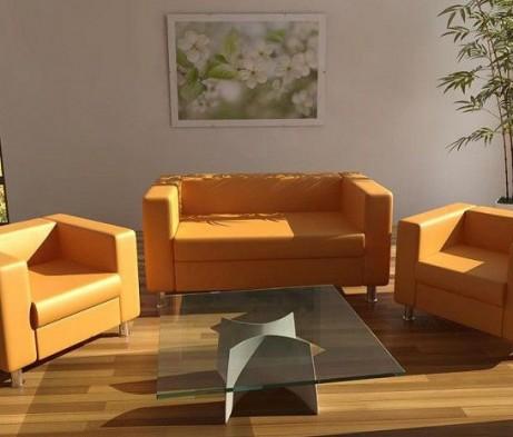 Комплект мягкой мебели Аполло
