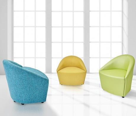 Комплект мягкой мебели 3D