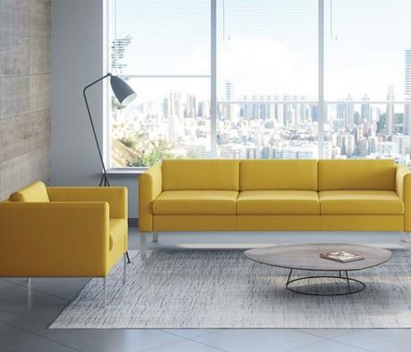 Комплект мягкой мебели Модерн