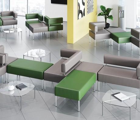Комплект мягкой мебели МС