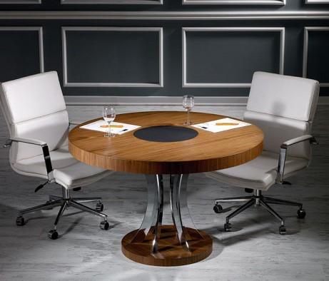 Стол для переговоров Ø130 Даламан